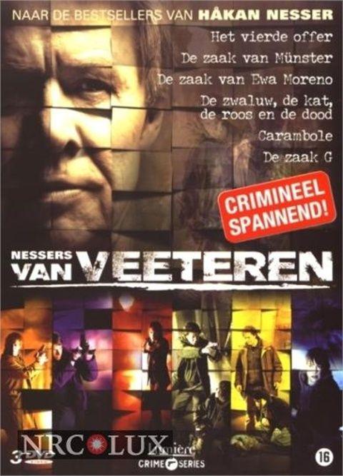 Van Veeteren  Swedish TV Series based on the novels written