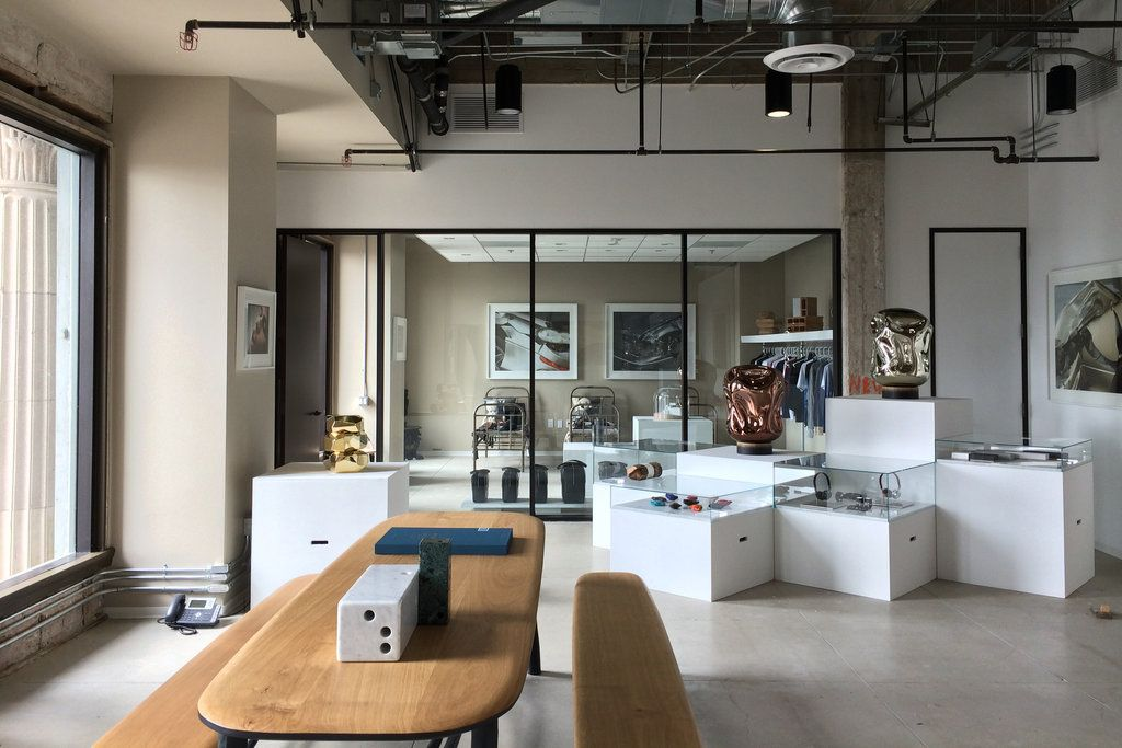 In Store   In Downtown L.A., a Stylish Design Gallery for Special Guys