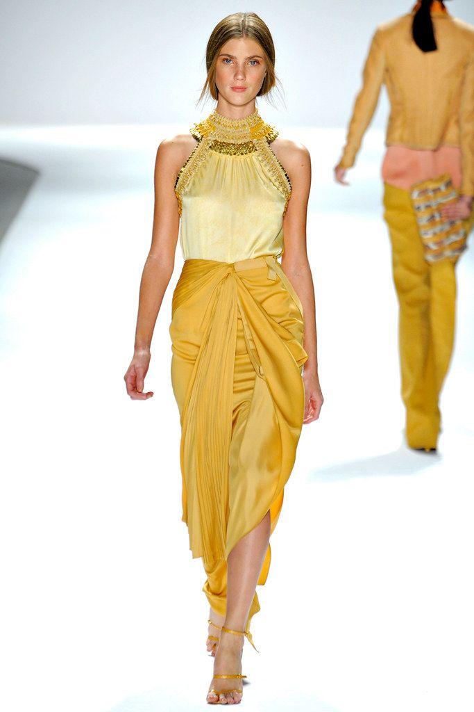 Elie Tahari Spring 2012 Ready To Wear Fashion Show Fashion Elie Tahari Ready To Wear