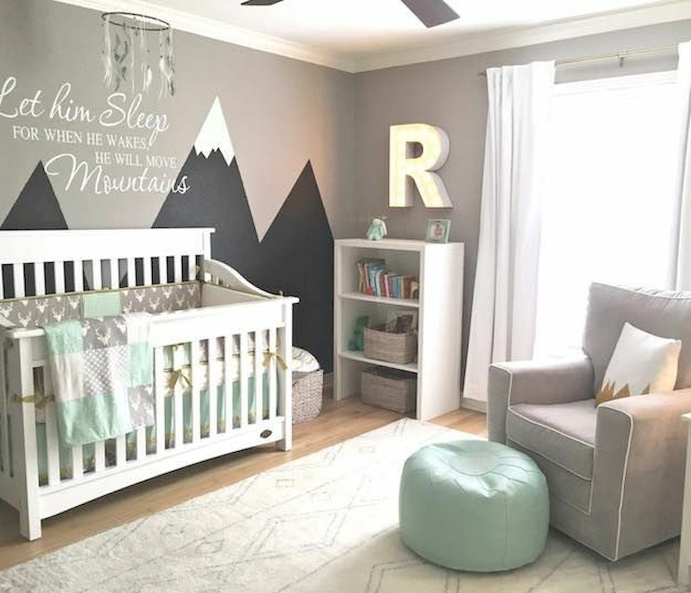 50 Cool Baby Nursery Ideas For Boys 35 In 2020 With Images