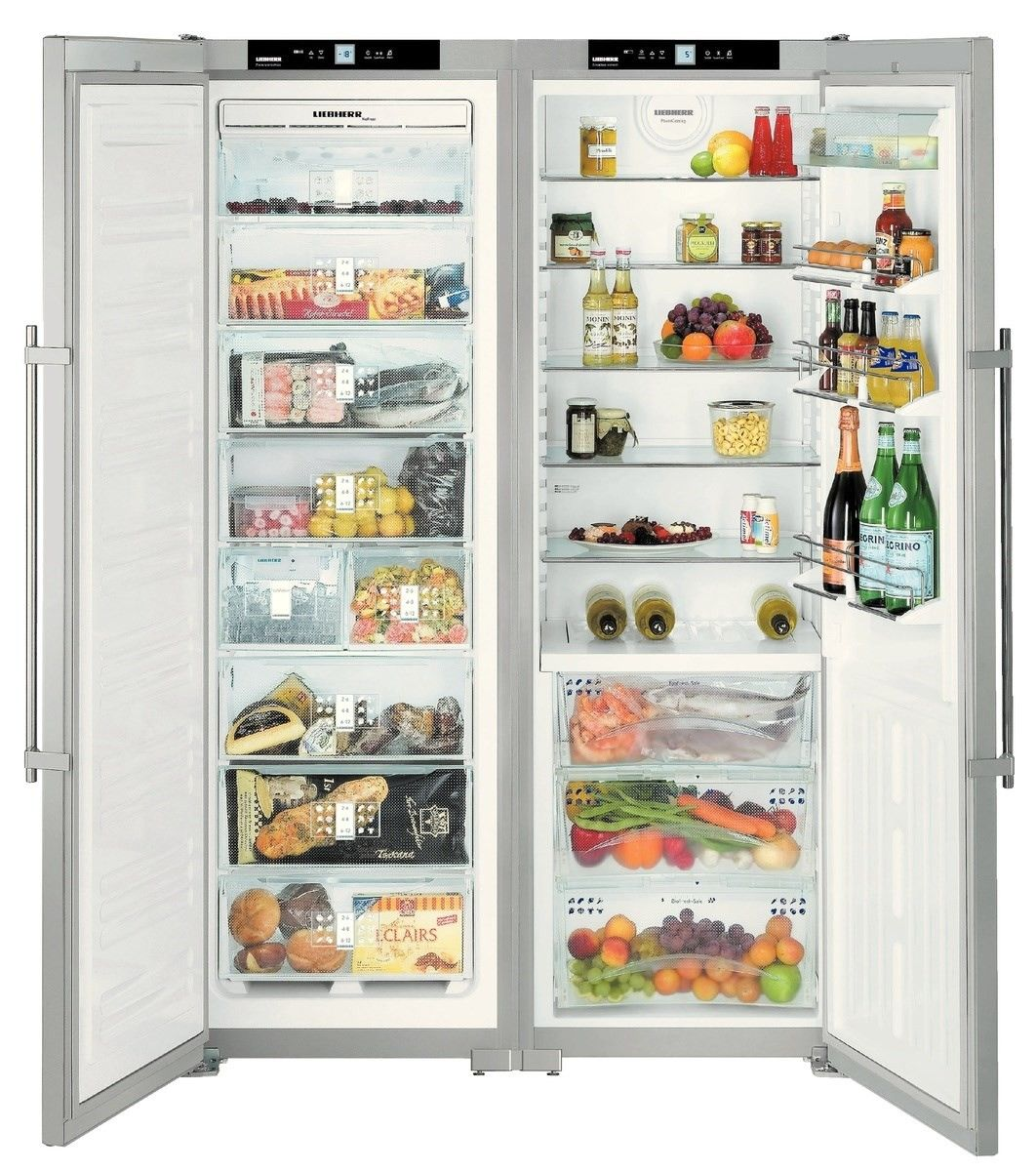 Boots Kitchen Appliances Voucher Liebherr Sbses7263 Side By Side Stainless Steel Food Centre