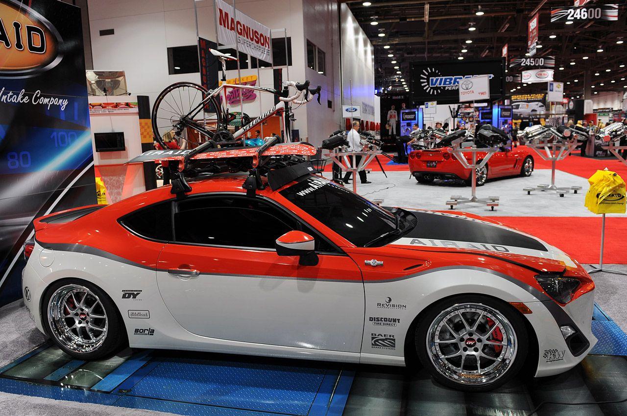 Fast Bike Rack Scion Frs