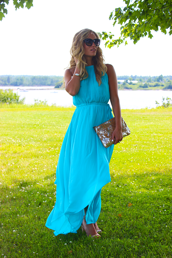 STYLE // Turquoise Summer wedding outfits, Wedding guest