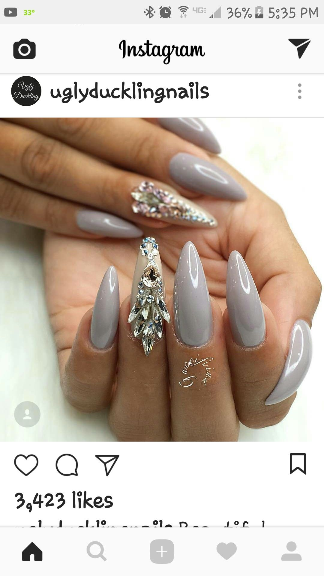 Pin by Lupe Lopez on Makeup | Pinterest | Makeup, Nail nail and ...