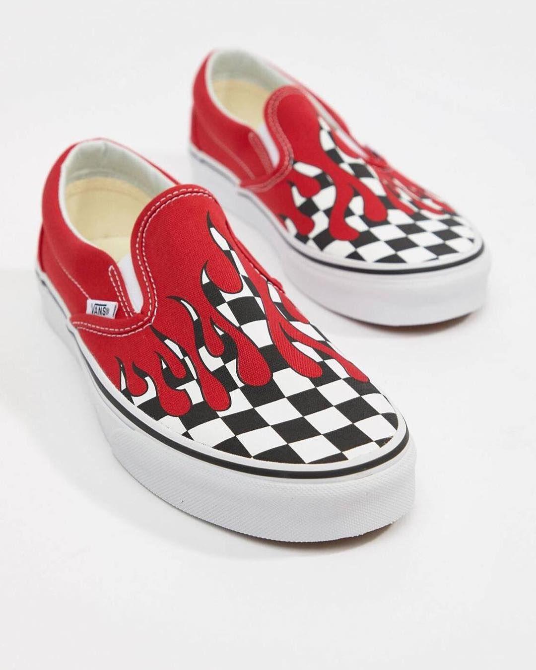 preorder Vans Slip-On Checkerboard
