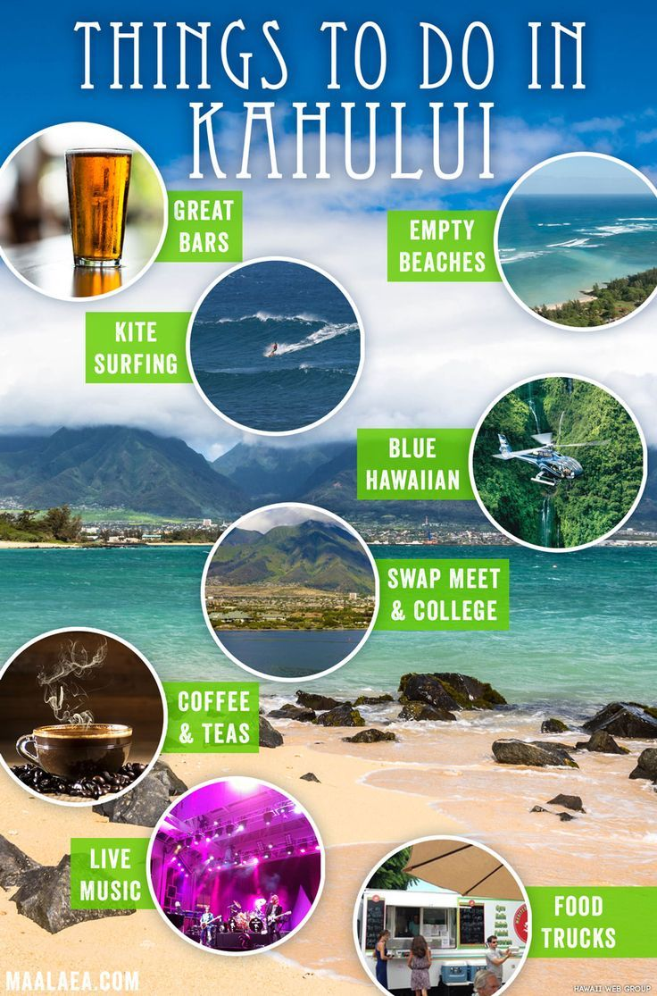 Things to do in Kahului Town (With images) Hawaii things