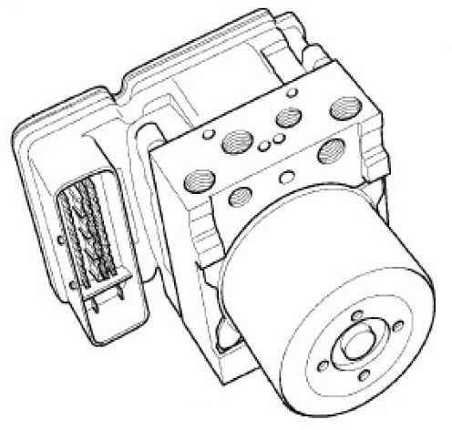 Continental Mk25e Electronic Brake Control System