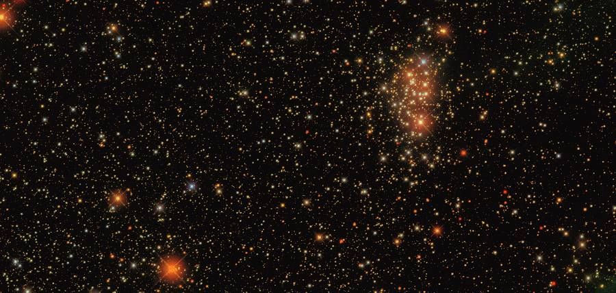 High Res Picture Of The Universe Galaxies Singularity University Star Cluster