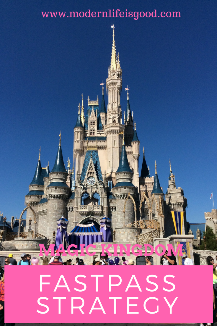 Magic Kingdom Fastpass Strategy. How To Ensure You Get A Fastpass For All  The Top