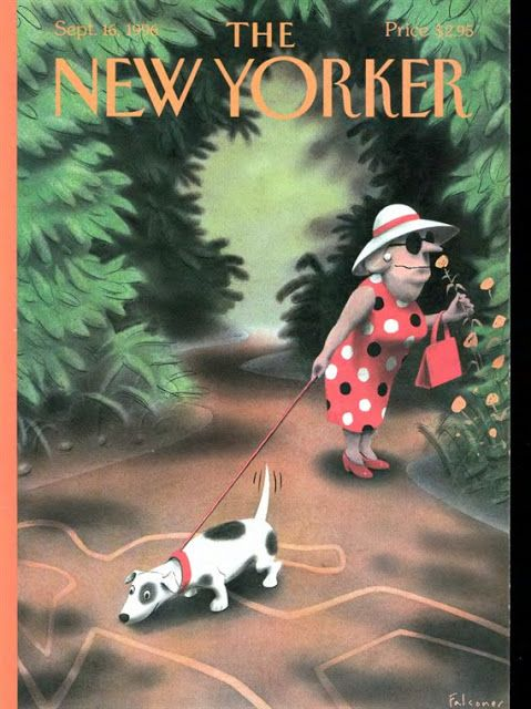Ian Falconer  Animalarium: New York Stroll