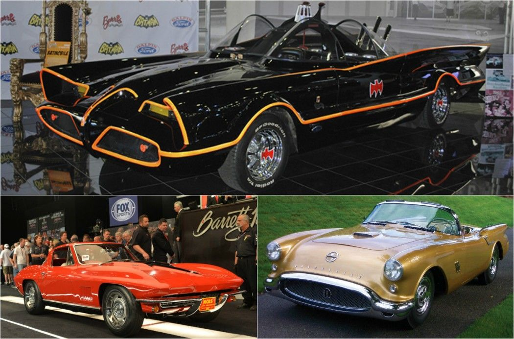 Top 5 Cars ever sold at Barrett Jackson Collector Car Auction ...