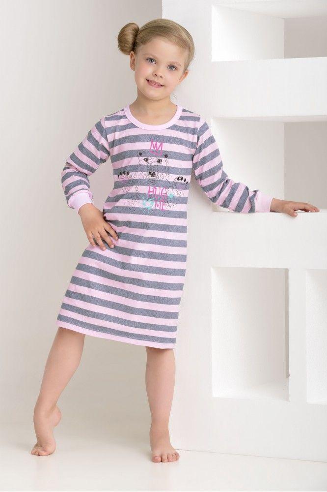 114184306ca4 foto Taro Dětská noční košile Malina 122