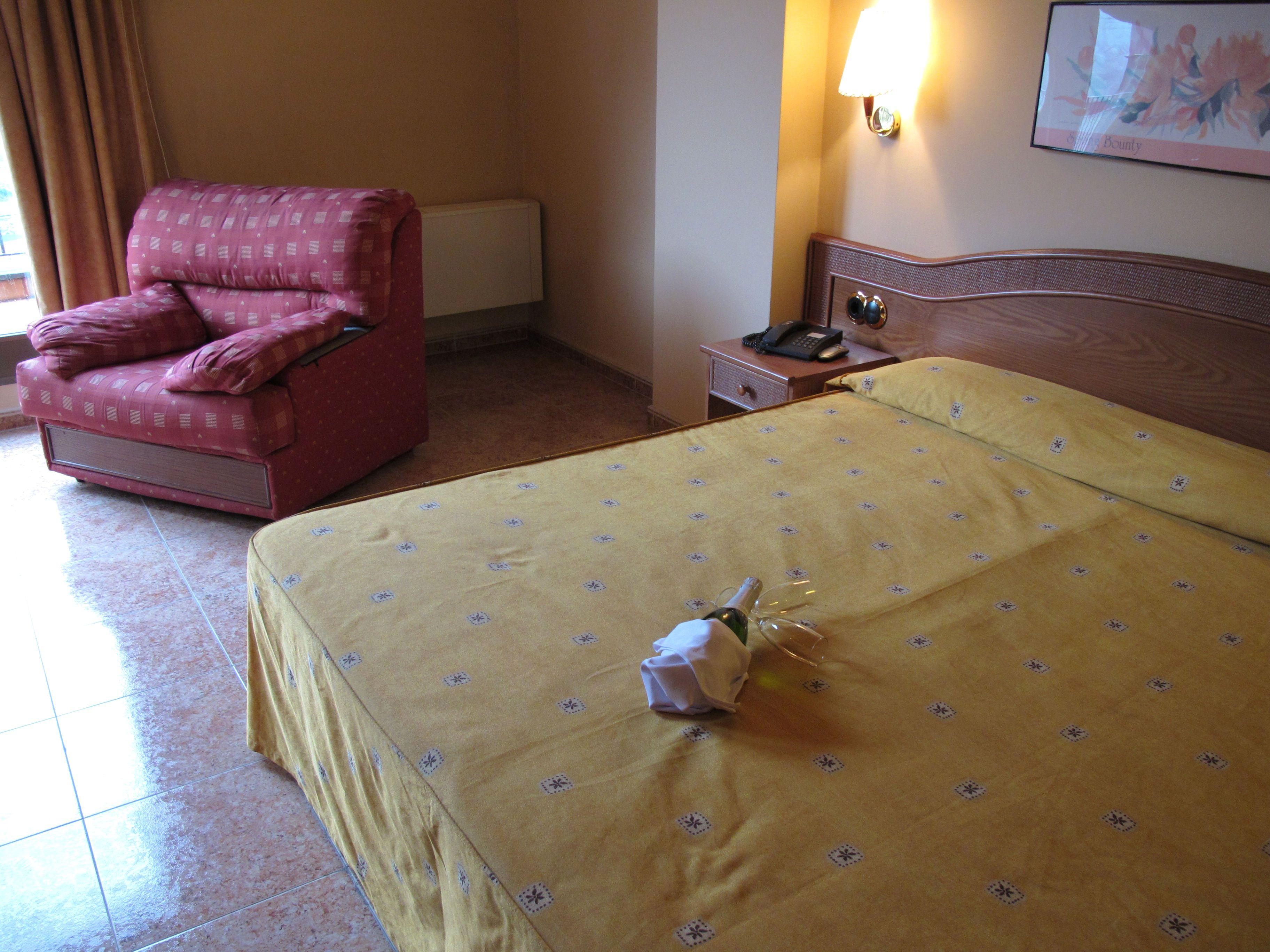 Habitación Hotel Cèrvol