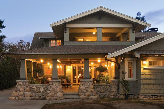 My dream home #craftsmanstylehomes