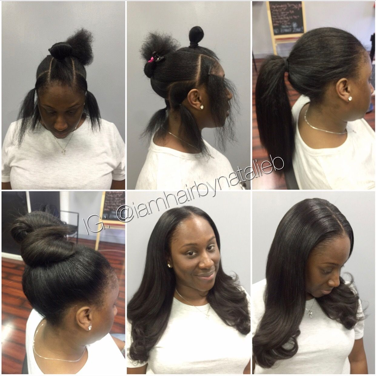 My Versatile Sew In Hair Weave Allows You To Wear Your Hair Weave Up