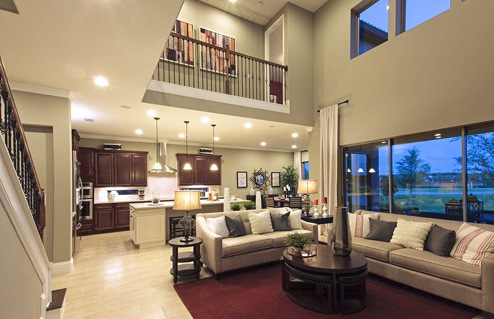 New Homes In The Orlando Area By Pulte Home Builders
