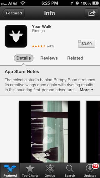 Ios Iphone Detail Views Screenshot App Design Detail Pattern