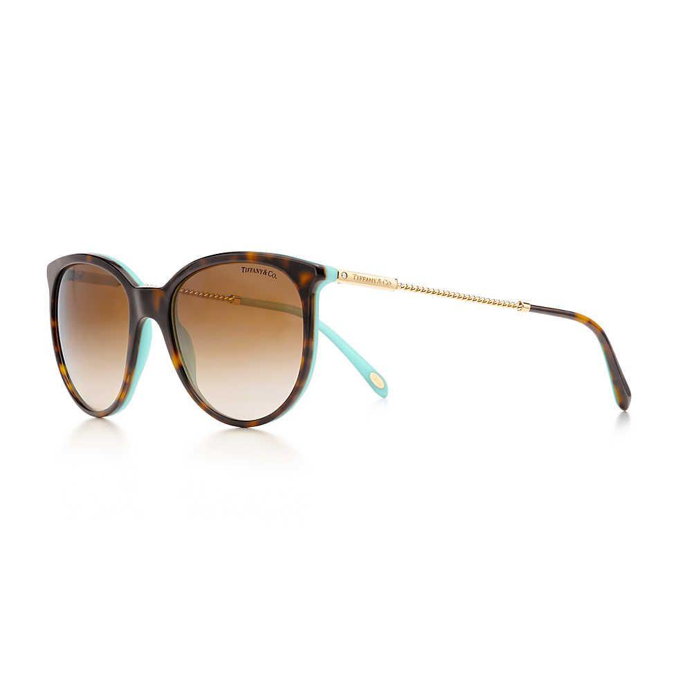 Tiffany Twist:Round Sunglasses | Pinterest | Brille
