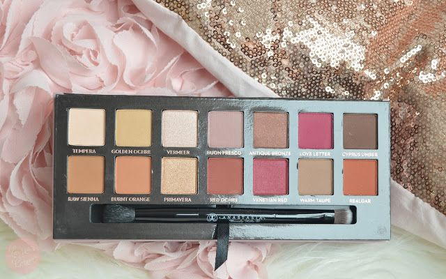 ABH MODERN RENAISSANCE PALETTE / REVIEW AND DEMO - YouTube