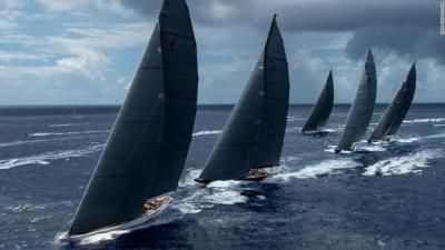 Top 5 yachting races in the world