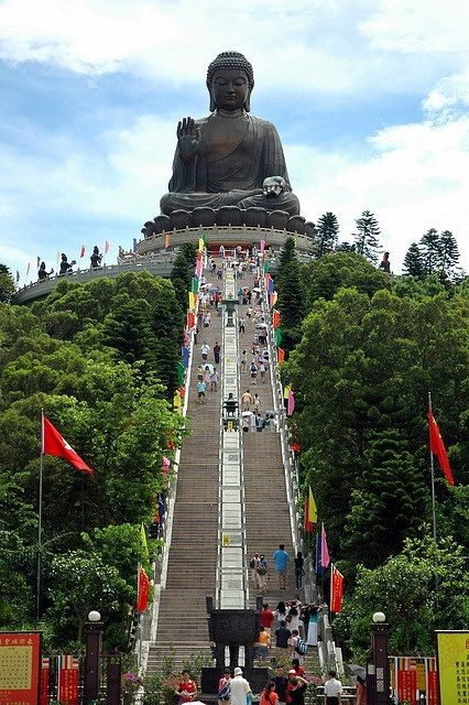 "Destination ""Hong Kong"" Tian Tan Buddha, # HongKong, Plan"