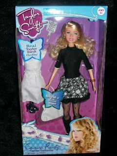 Thrift Store Dolls Taylor Swift Taylor Swift Birthday Celebrity Barbie Dolls Taylor Swift Videos