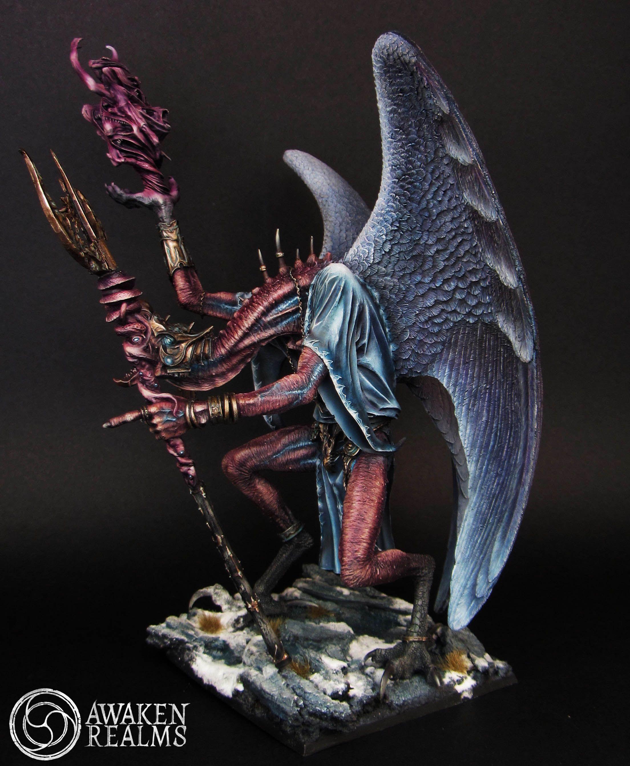 Fantasy Miniatures, Chaos Daemons