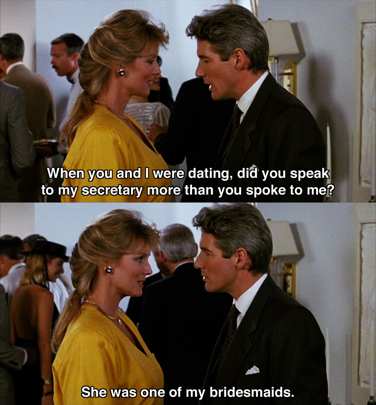 When You And I Were Dating Pretty Woman 1990 Movie Quotes