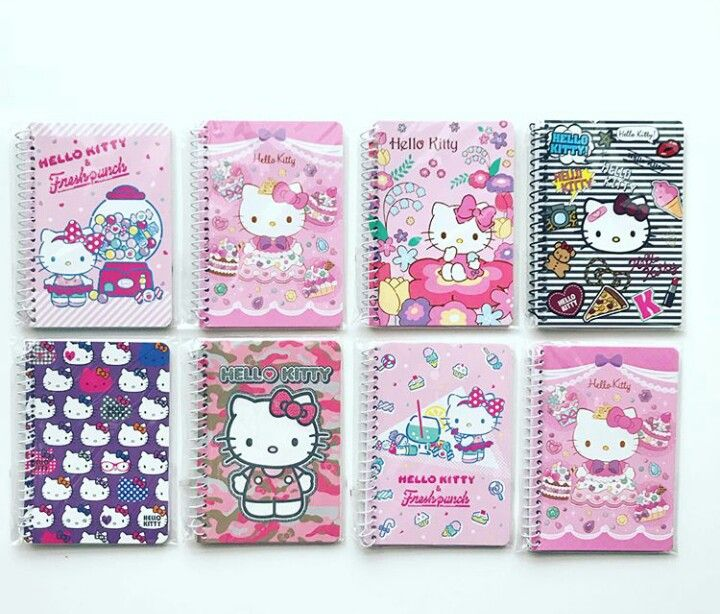 Hello Kitty Stationery Papercraft Paper Mill Contact Craft Supplies