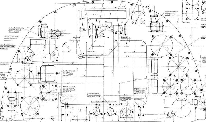 Differences Spitfire instrument panels (с изображениями
