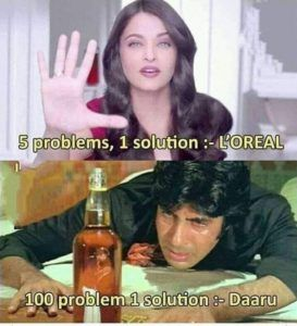 When Daru Is One Solution To 100 Problems