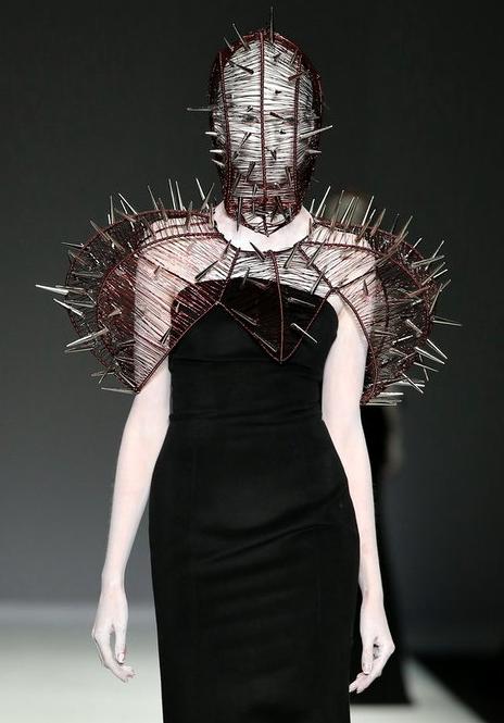 Untitled Fashion Weird Fashion Editorial Fashion
