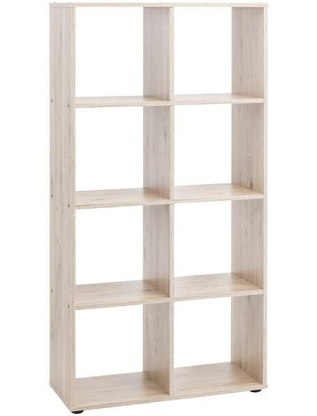 Raumteiler »mit 8 Fächern«, Maße 70x29x143 cm Jetzt bestellen - regale für wohnzimmer
