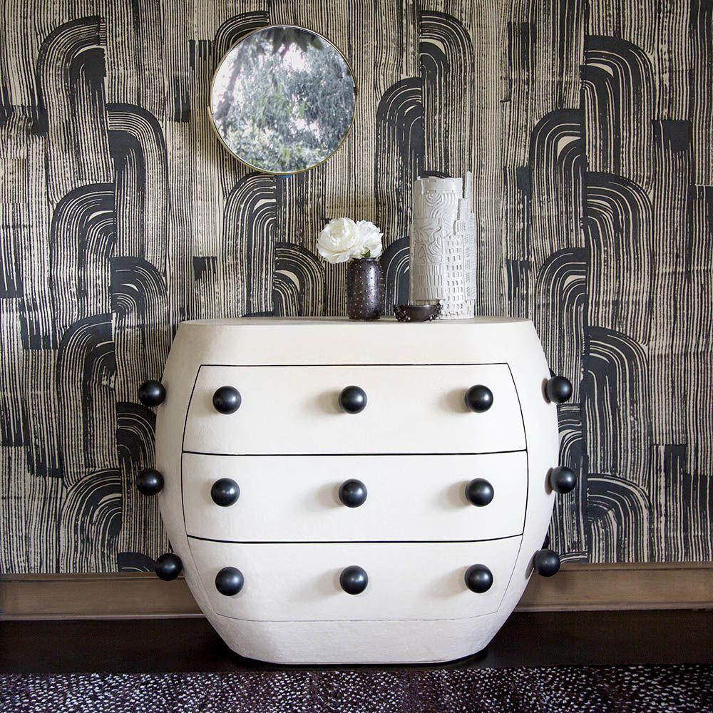 Pop Commode by Kelly Wearstler Art deco furniture, Kelly