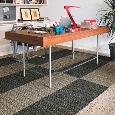 Office Carpet    Stripes?