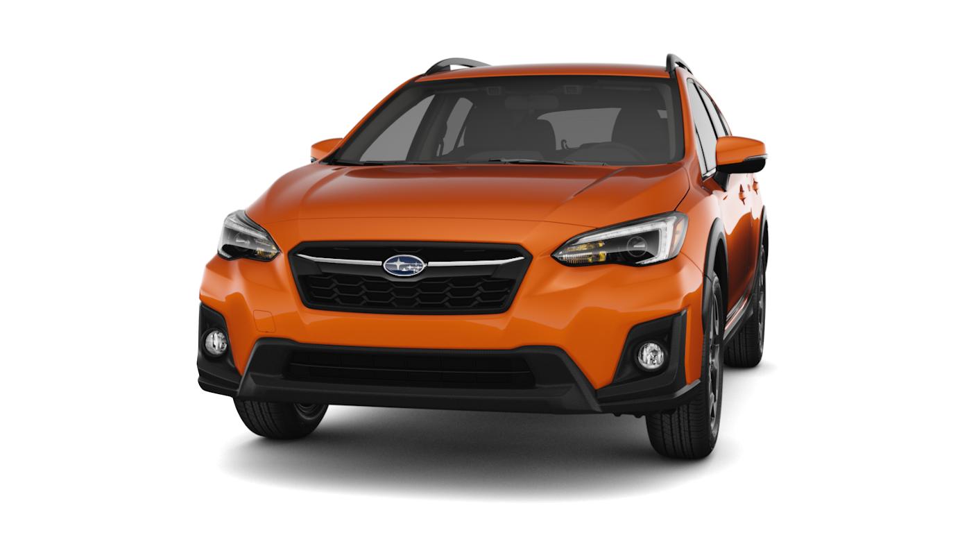 The Recently Re Designed Subaru Crosstrek Has Been Incredibly