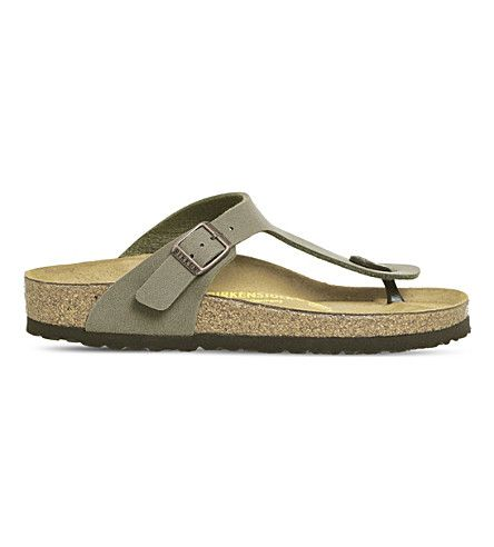 187c659a6 Betula Licensed by Birkenstock Mia Birko-Flor (Basic White) Women s...  ( 50) ❤ liked on Polyvore featuring shoes