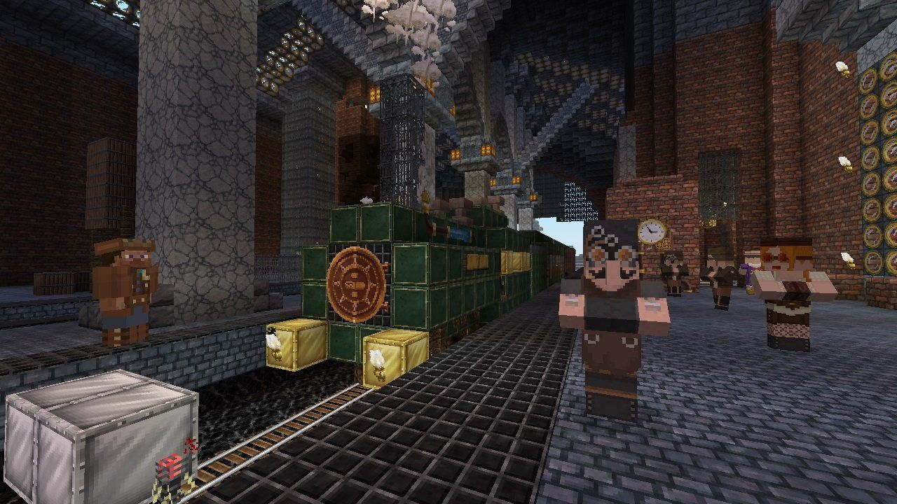 Minecraft Dlc Steampunk Texture Pack Wii U Digital Code Learn More Evaluations Of The Product By Seeing The Web Texture Packs Wii U Video Game Reviews