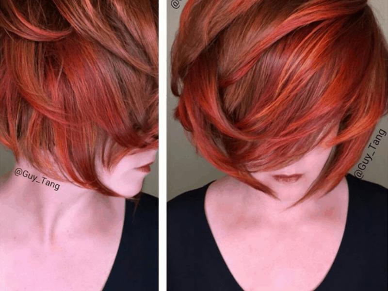 20 photos dombré hair super tendance, que vous allez adorer – Coupe de cheveux