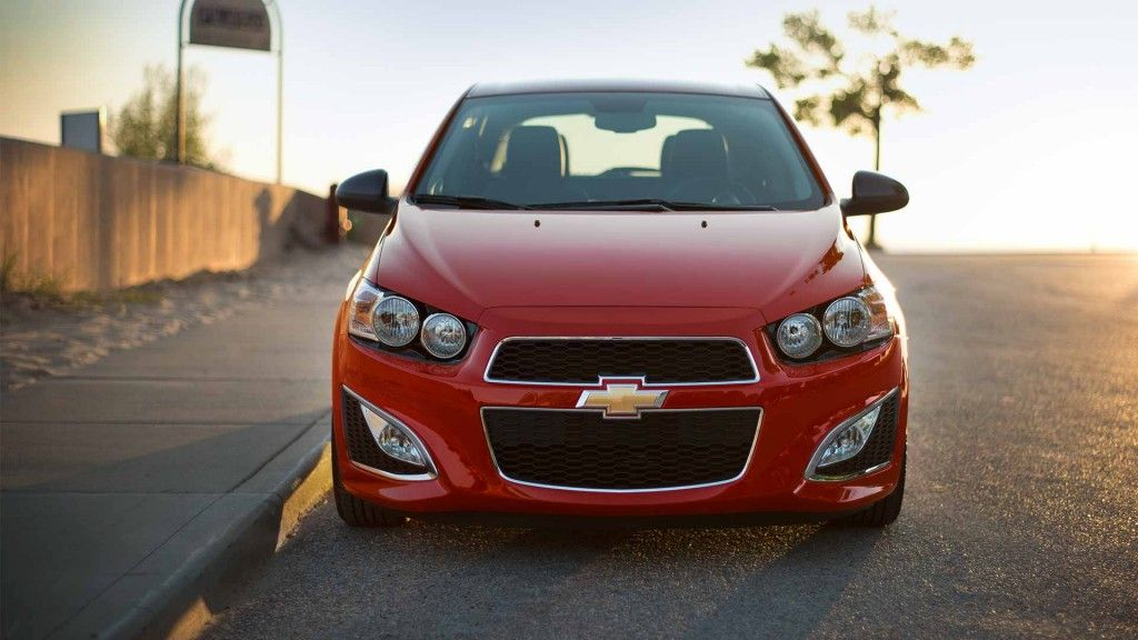 2015 Chevy Sonic Rs Chevrolet Sonic Chevrolet New Cars For Sale