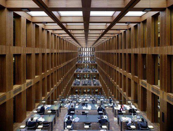 Jacob-and-Wilhelm-Grimm-Zentrum-Library-1