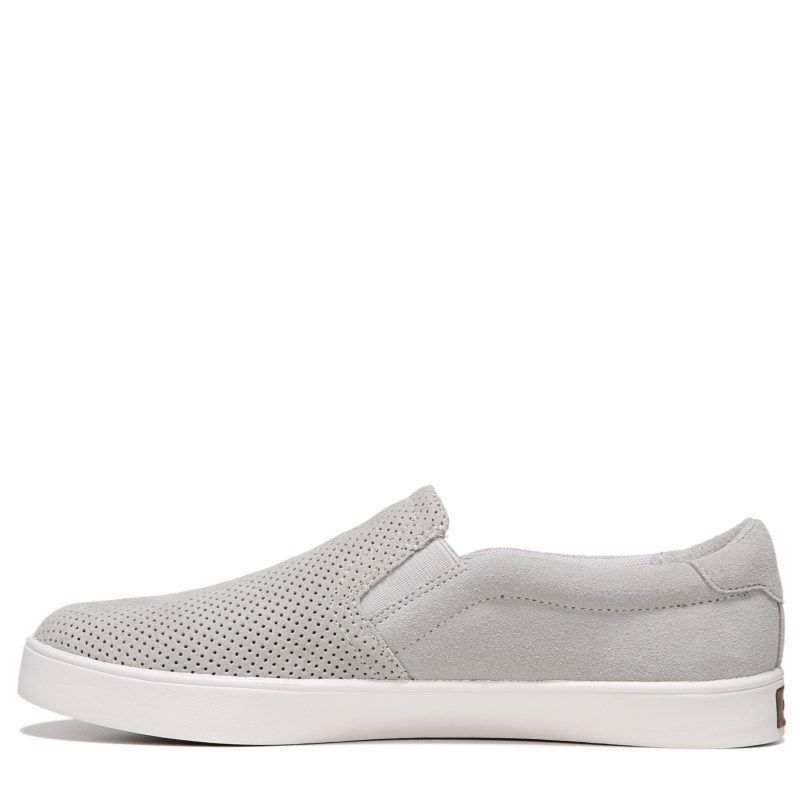 Dr. Scholl's Women's Madison Memory Foam Slip On Sneakers (Bone) - 6.0 M