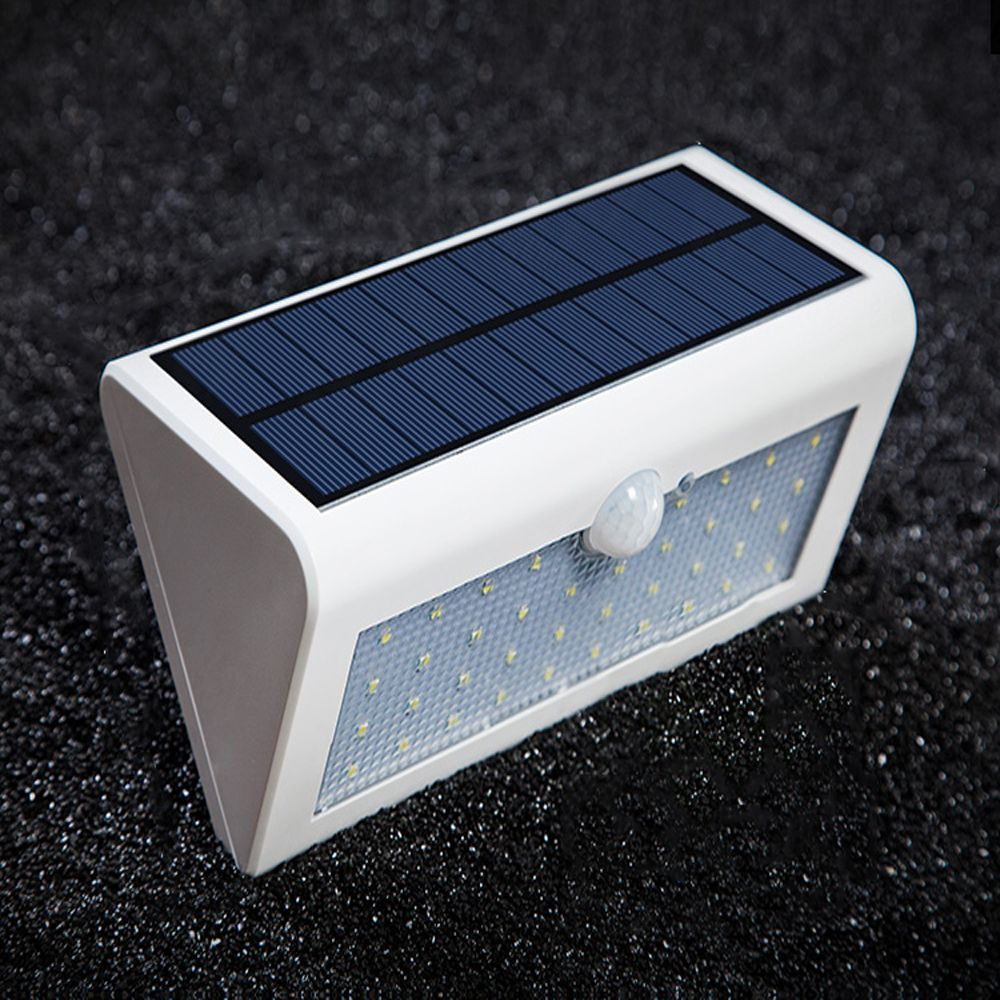 800LM Energia Led Solar Light Outdoor Street Light PIR Motion Sensor For Garden  Decoration Lamp Security Spot Lights Luminaria