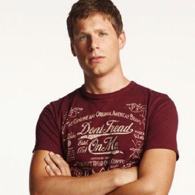 Luke!! from Friday Night Lights, I wanna marry him ...
