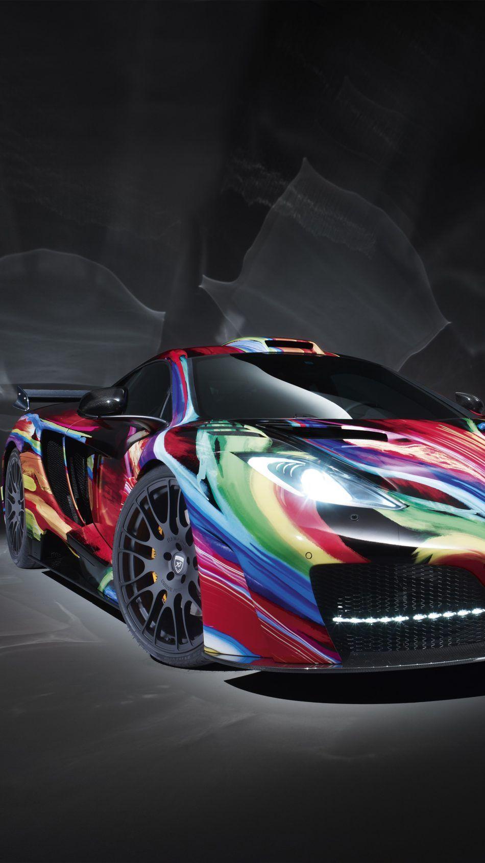 Hamann Memor Colorful Dark Background 4k Ultra Hd Mobile Wallpaper Cool Car Pictures Car Wallpapers Car