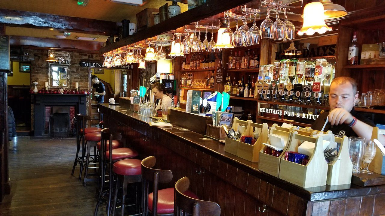 Katie dalys heritage pub kitchen limerick restaurant