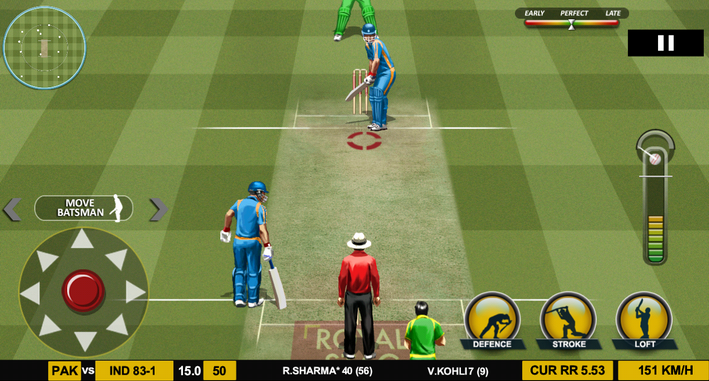 Real Cricke game APK 2.5 for Android Download Sports app