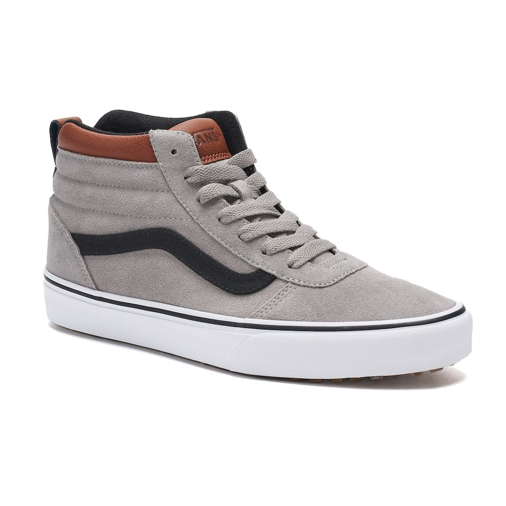 cdd5727b7fe0 Vans Ward Hi MTE Men s Water Resistant Skate Shoes