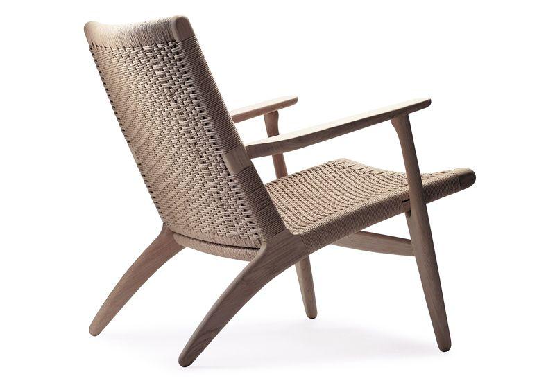 Furniture Chair CH25 Easy Chair Hans Wegner