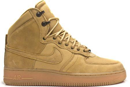 Nike Air Force 1 Hi Dcn Military Boot Golden Harvest 134 99